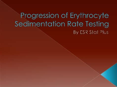 westergren sed rate high erythrocyte sedimentation rate related keywords