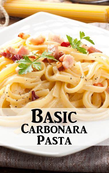 carbonara sauce recipe rachael ray show carbonara sauce rachael ray