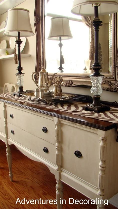 best white paint for furniture 17 best ideas about painted buffet on pinterest chalk