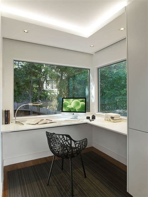 modern home office ideas  improve  productivity