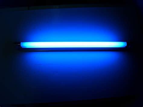 iluminacion ultravioleta tubo fluorescente