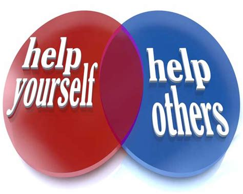 Help Yourself By Helping Others Essay by Essay On Help Yourself