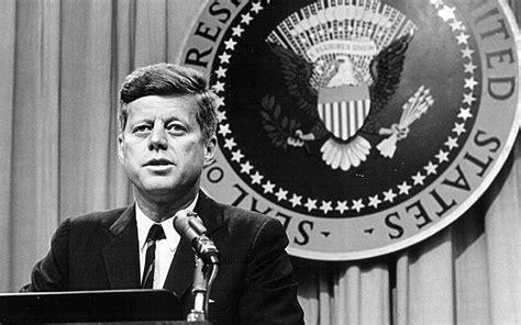 john f kennedy death biography white house usher jfk ftr