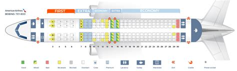 737 800 best seats united airlines boeing 737 800 seating chart