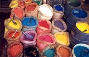 color pigment pigment