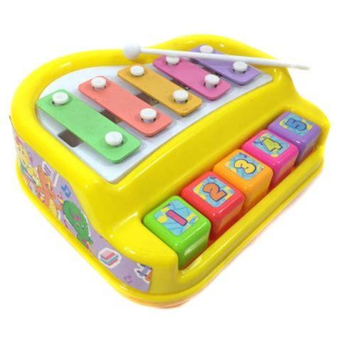 Mainan Anak Violin Frozen barney piano xylophone happy toko mainan