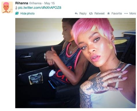 Rihana Syari Pink rihanna pink hair photos and kesha s drastically