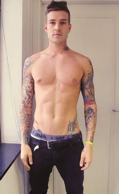 nipple tattoo male man he s hot now just take out that nipple ring and we re