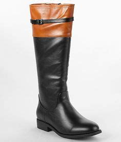 Wanted Faith Buckle Boots by Buckle On Style Boots And