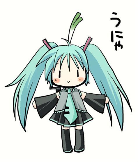 Dompet Print Hatsune Miku Vocaloid 1 happy miku gif by rayssag0319 photobucket