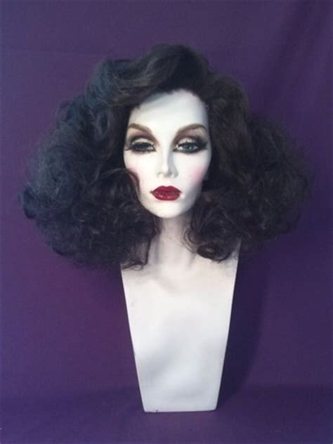hair thermalizer store drag hairstyles drag queen shaved hairstyle by kewai dou