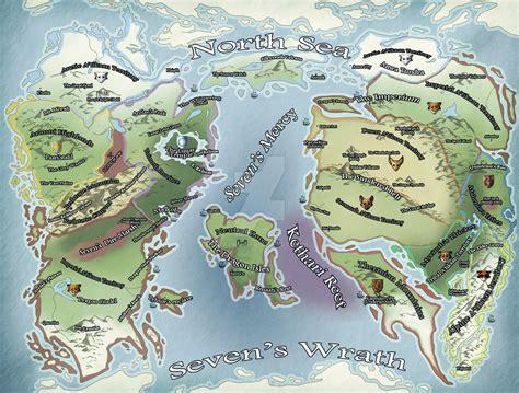map world age age world map edited by kalnu on deviantart