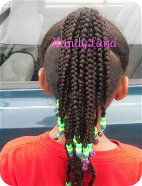 kandy braids kandyland 25 mins or less style braids beads