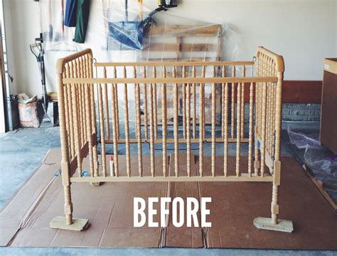 Crib Paint by Painting The Crib Snappy Casual