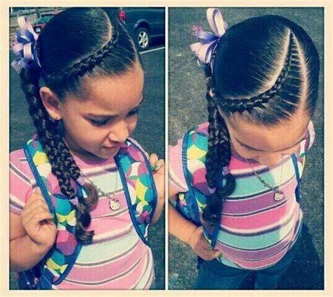 hair styles for bi racial kids kids hairstyles mixed chicks braids school hair wake up