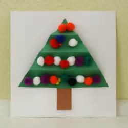 christmas crafts for kids homemade christmas card buggy