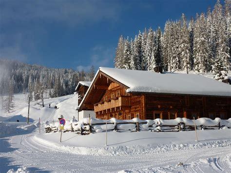 winter hütten mieten skih 252 tte im salzburger land mieten