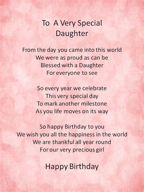 Happy Birthday To My Baby Quotes 25 Best Ideas About Birthday Wishes Daughter On Pinterest