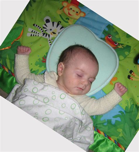 Pillow For Babies With Flat by Baby Flat Pillow