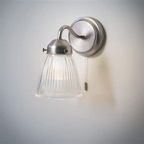 bathroom wall light fixtures pimlico bathroom wall light