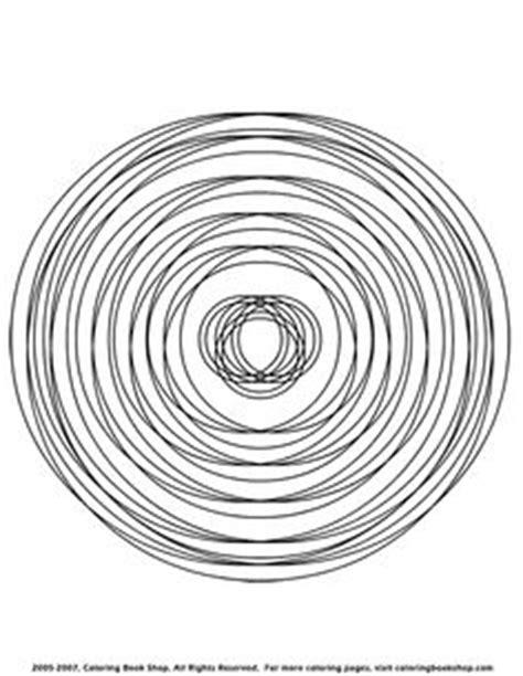 abstract circle coloring page abstract circle coloring page free printables coloring