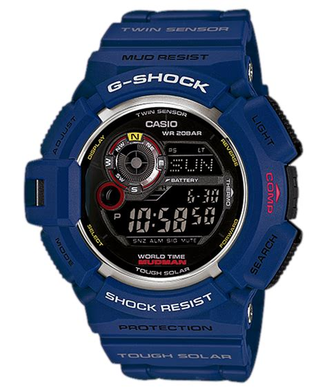 Jam Tangan G Shock Sensor jam tangan pria