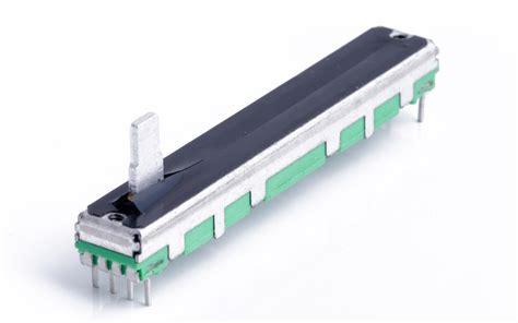 slide variable resistor slide potentiometer variable resistors fade mixer desk ebay