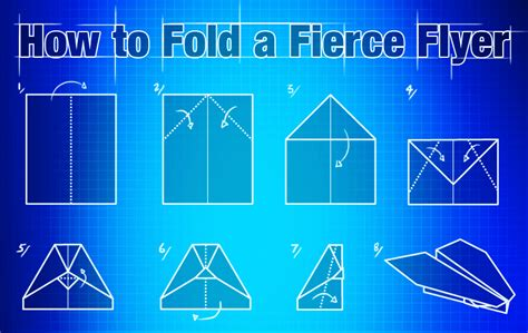 How To Make The Farthest Paper Airplane - paper plane designs that fly www pixshark