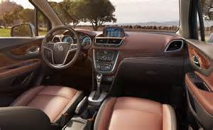 Buick Encore Interior Car And Driver