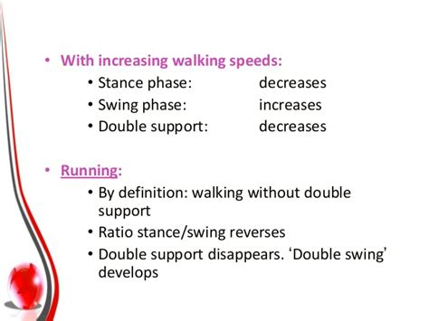 Swing By Meaning Gait Analysis