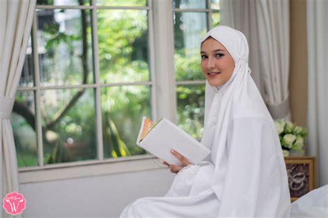 Mukena Mahar Premium Silver pemesanan alquran rainbow menjual al quran dan terjemahan rainbow