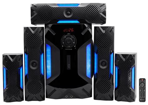 amazoncom rockville hts   channel home theater