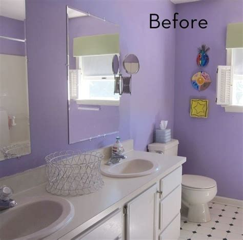 bathroom makeovers diy magnificent budget bathroom makeover 187 curbly diy design