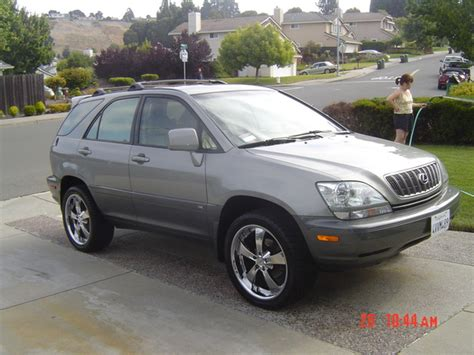 lexus rx 2002 lbintab 2002 lexus rx specs photos modification info at
