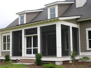 Enclosed Porch Ideas Design Concept Screen Porch Decorating Ideas The Home Design