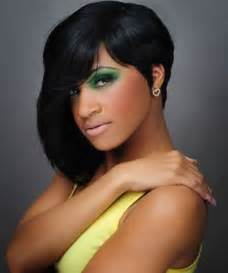 black hair styles for 2015 with one side black women and short hair short hairstyles 2016 2017