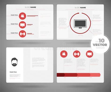 layout modern presentation business presentation template set powerpoint template