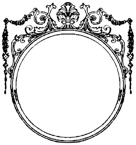 frame pattern clipart photoshop frame design tutorial clipart best
