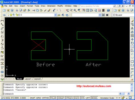 layout command in autocad design for future a cad command quot erase quot