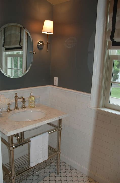 gray paint for bathroom 113 best r half bath images on pinterest