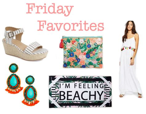 Friday Fashion Favs 3 by Friday Favorites Memorial Day Sales Chagneista