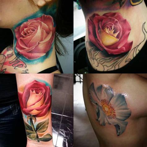 texas tattoo emporium instagram alonzo gonzales sur instagram just some flowers ive done