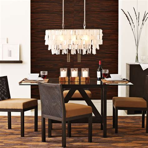 Lighting For Dining Room Choose The Dining Room Lighting As Decorating Your Kitchen