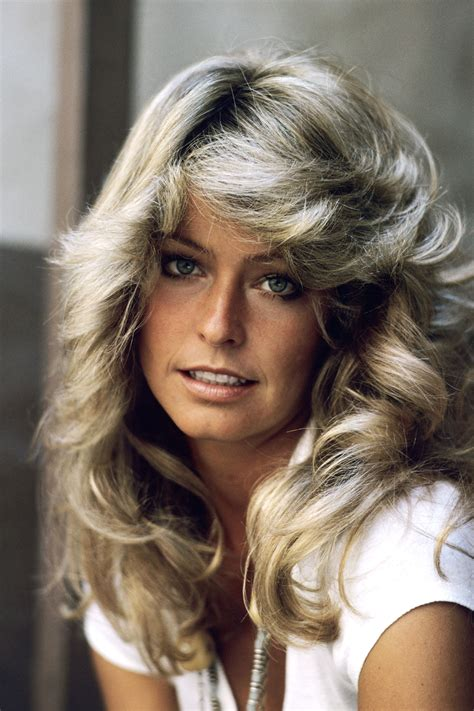 1975 hairstyles for women farrah fawcett s best moments farrah fawcett s most