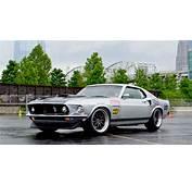1969 Mustang &171 Ridetech Garage