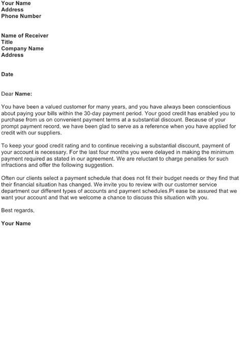 Letter Of Agreement For Discount Offer Letter Sle Free Business Letter