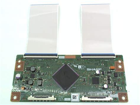 visio e601i a3 vizio model e601i a3 t con board part number runtk5261tpzc