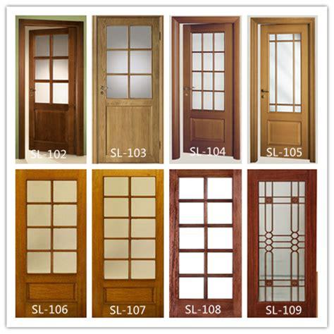 puertas correderas de madera  cristal corrediza