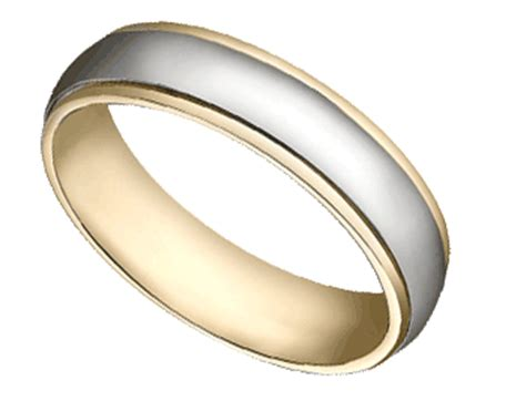 two tone wedding bands and wedding rings wedding bands