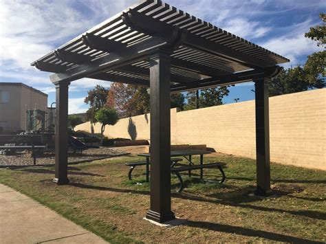 Free Standing Patio Cover by Patio Covers San Diego Sunrooms Awnings Pergolas Rkc